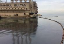 """Photo of تسرّب نفطي في المياه اللبنانية بسبب """"فاطمة غول"""""""