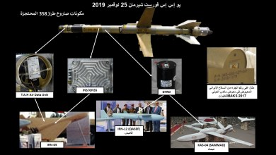 Photo of الخارجية الأمريكية تعرض بالتفاصيل والصور الاسلحة المصادرة من السفينة الايرانية
