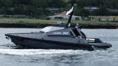 Photo of وزارة الدفاع البريطانية تكشف عن نظام MAST-13 غير المأهول لحماية السفن