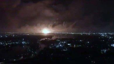 Photo of وقع قرب موقع عسكري حساس.. أول تعليق إيراني رسمي بشأن الانفجار الضخم في طهران