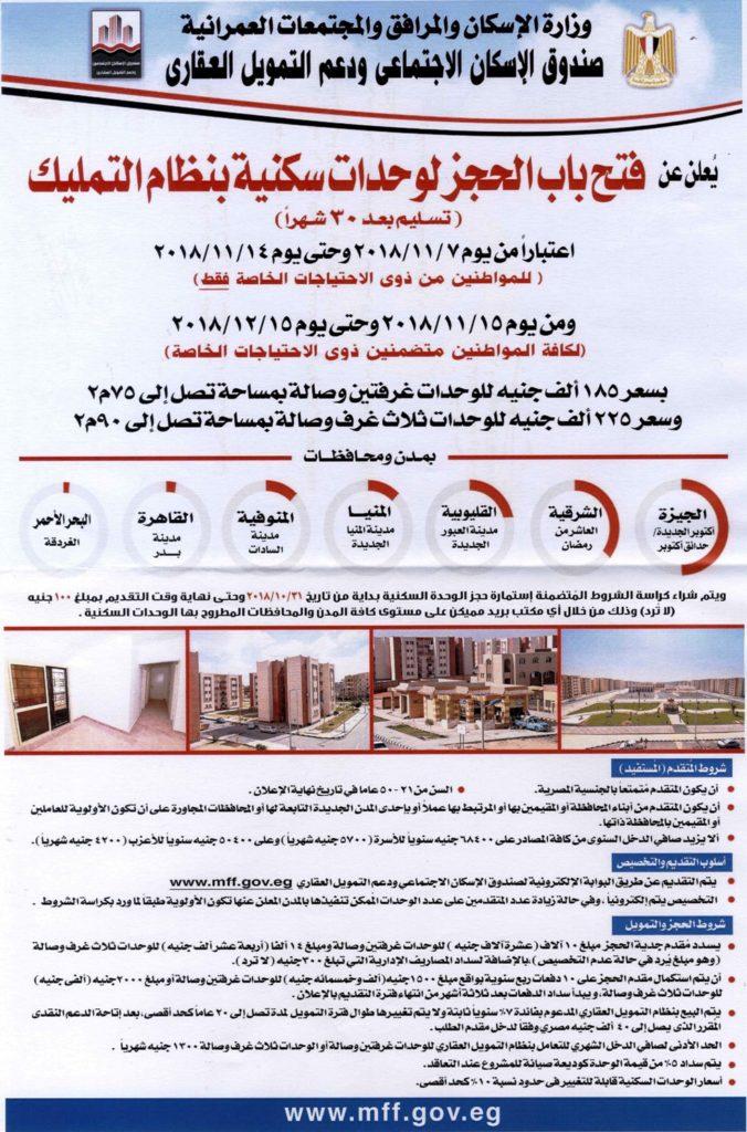 الإعلان العاشر للإسكان الاجتماعي مزايا وعيوب Built Environment
