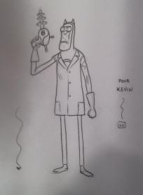 Dédicace Lucas Varela.