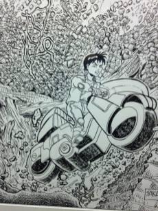 Hommage à Akira.