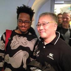Ron Wimberly & Katsuhiro Ōtomo