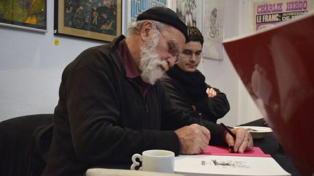 Golo et Isao Moutte