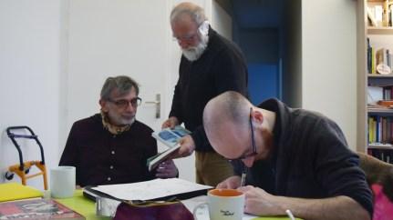 Edmond Baudoin, Golo & Elric Dufau