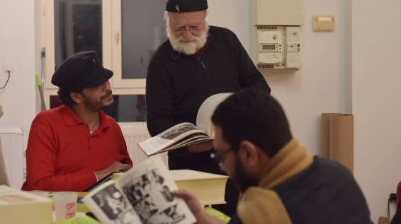 Ahmed Salem, Golo & Migo Rollz