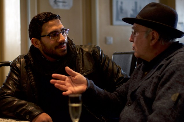 Mohamed Tawfik et Golo