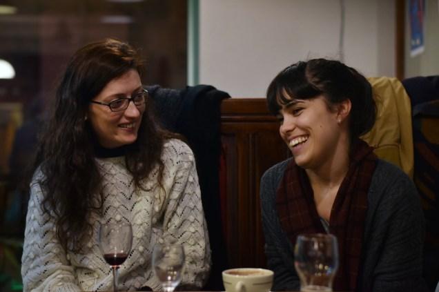 Laura Désirée et Candela Sierra
