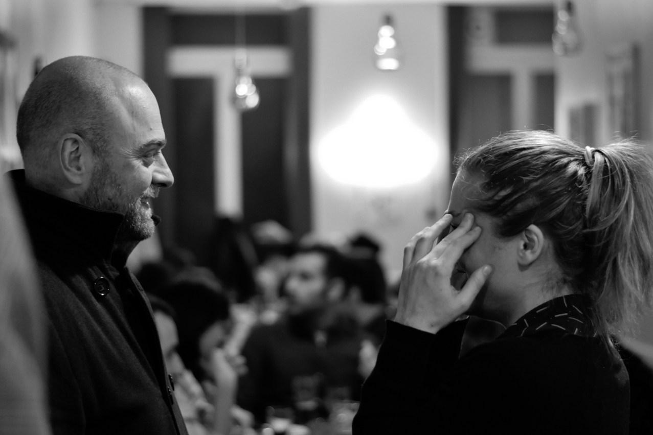Nicolas Gazeau et Claire