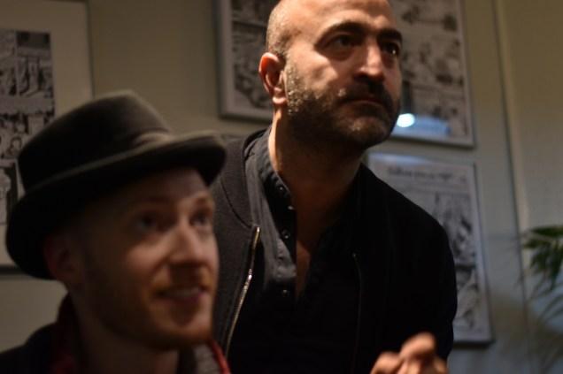 Elric Dufau & Fabien Dutour.