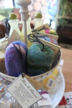 Felted Buttermilk Soaps