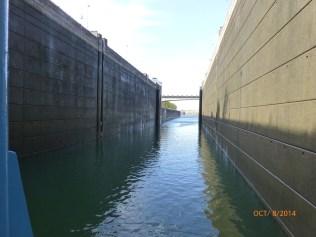 Bonneville Lock (down)