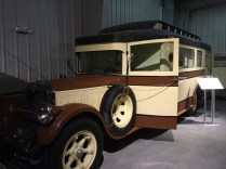 1928 Pierce Arrow Fleet Housecar