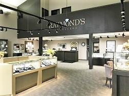 Raymond's Jewellers Interior
