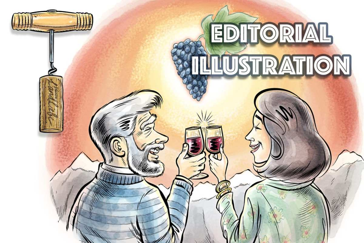 Editorial Illustration