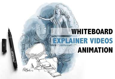 Whiteboard Explainer Videos
