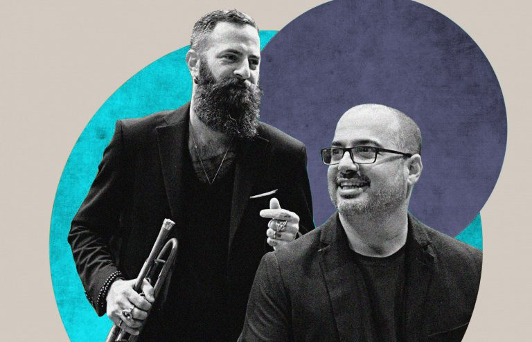 PLAYING THE ROOM – AVISHAI COHEN & YONATHAN AVISHAI