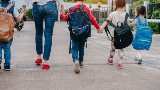 parenting in times of uncertainty