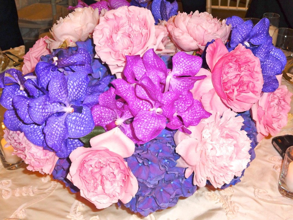 flowers, hydrangea, peonie, orchid, rose