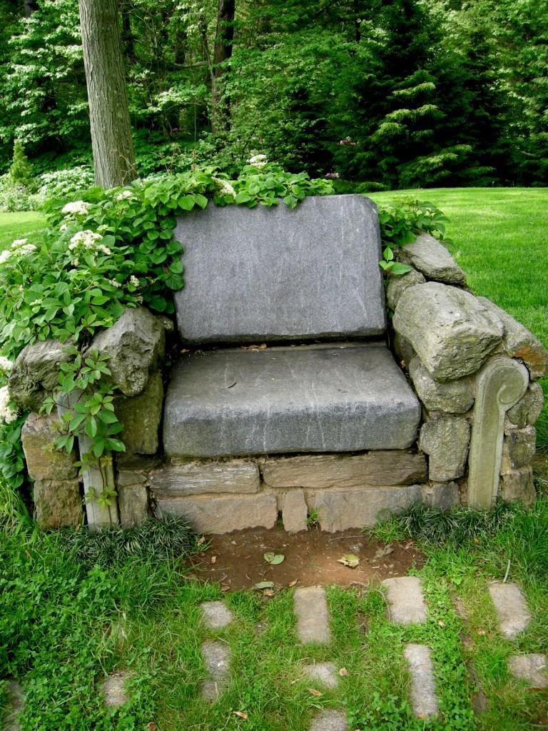 Chanticleer chair