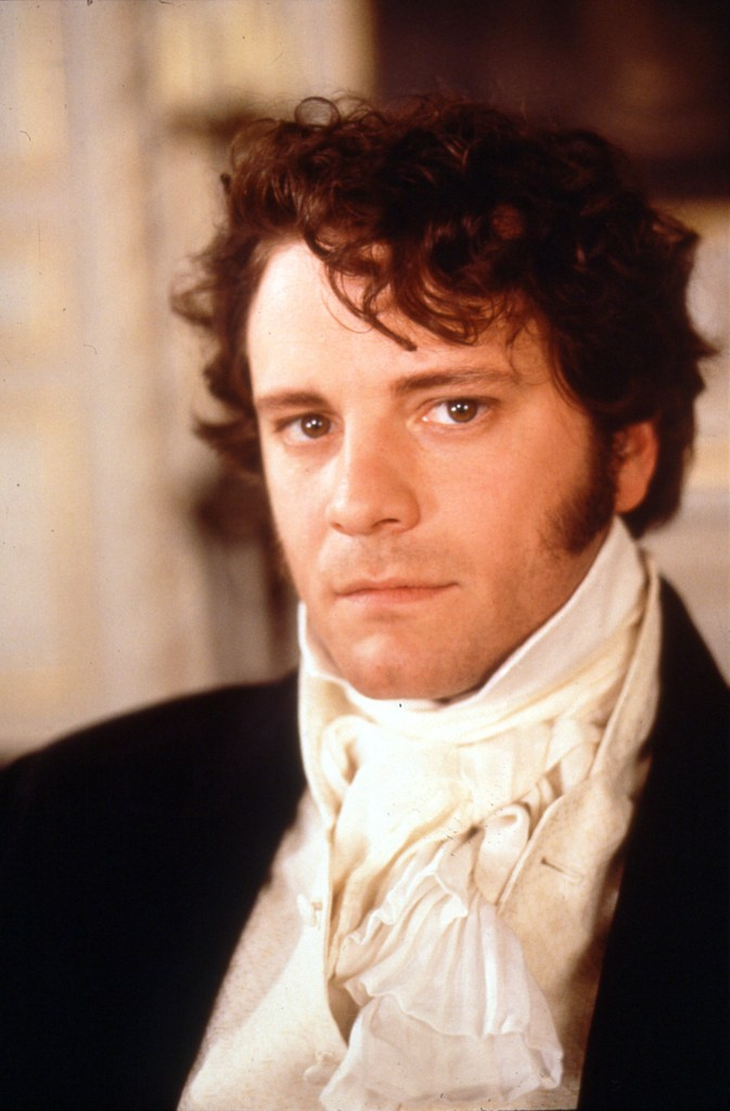 Colin Firth, Mr. Darcy