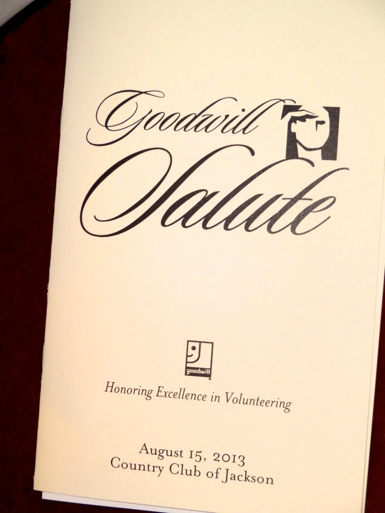 Goodwill Salute