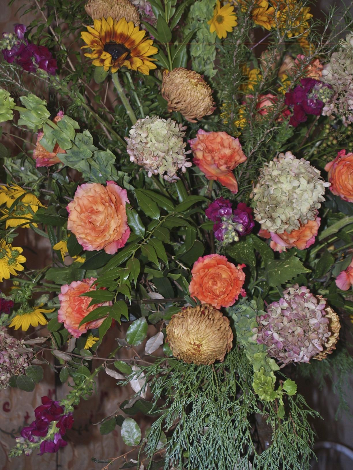 altar arrangements