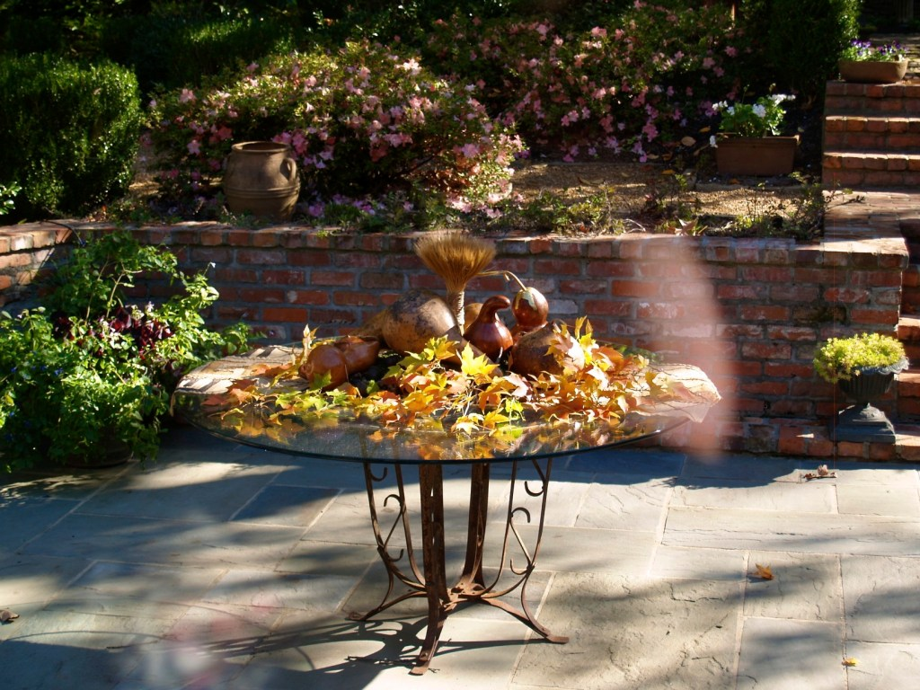 Beautiful Fall Tables