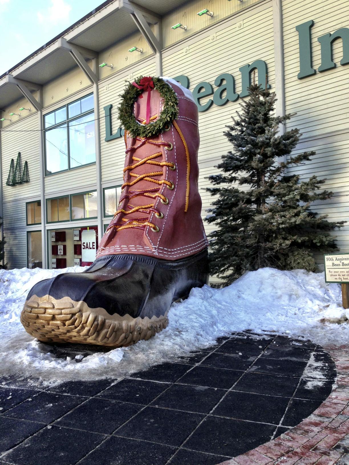 Maine Hunting Shoe