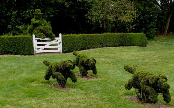 Ladew Topiary Garden