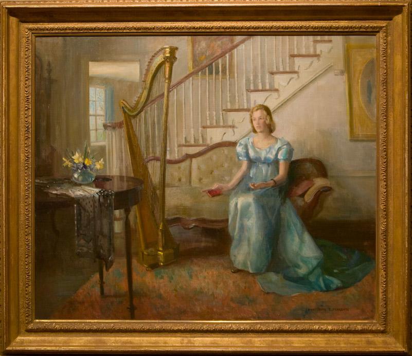 artist Marguerite Pearson