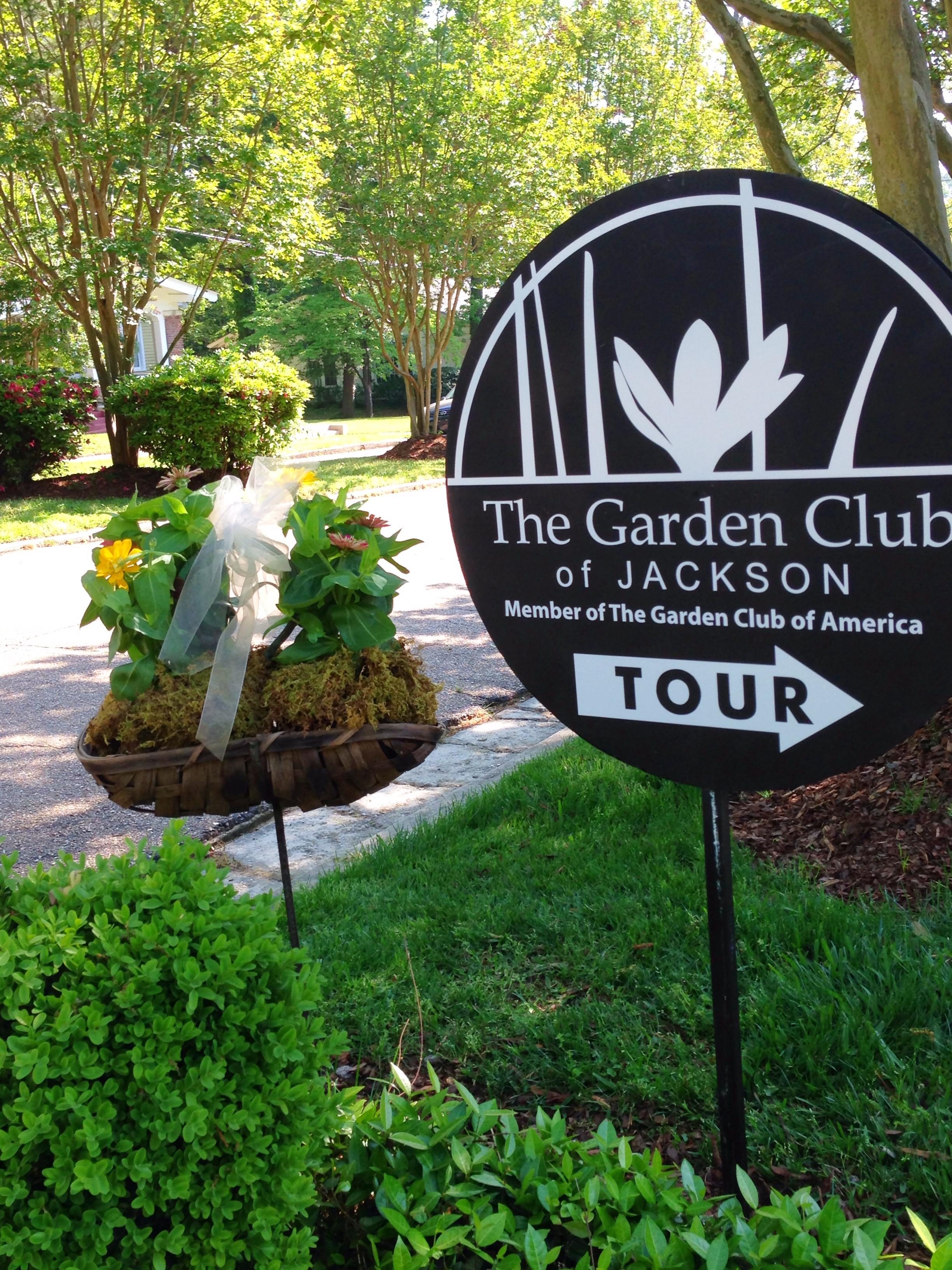 Garden Club of Jackson Spring Tour