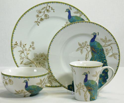 Peacock china