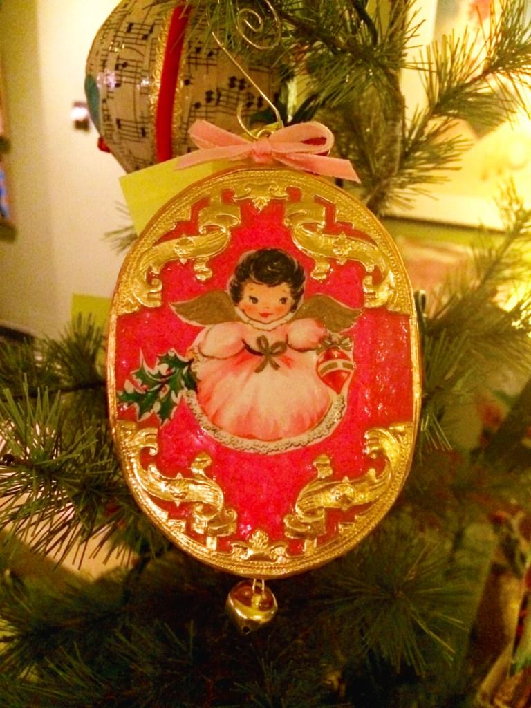 Camellia and Company Christmas Ornaments