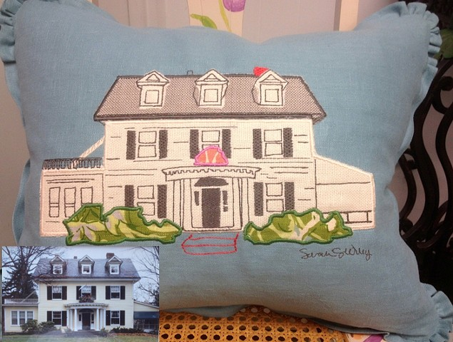 huger embroidery