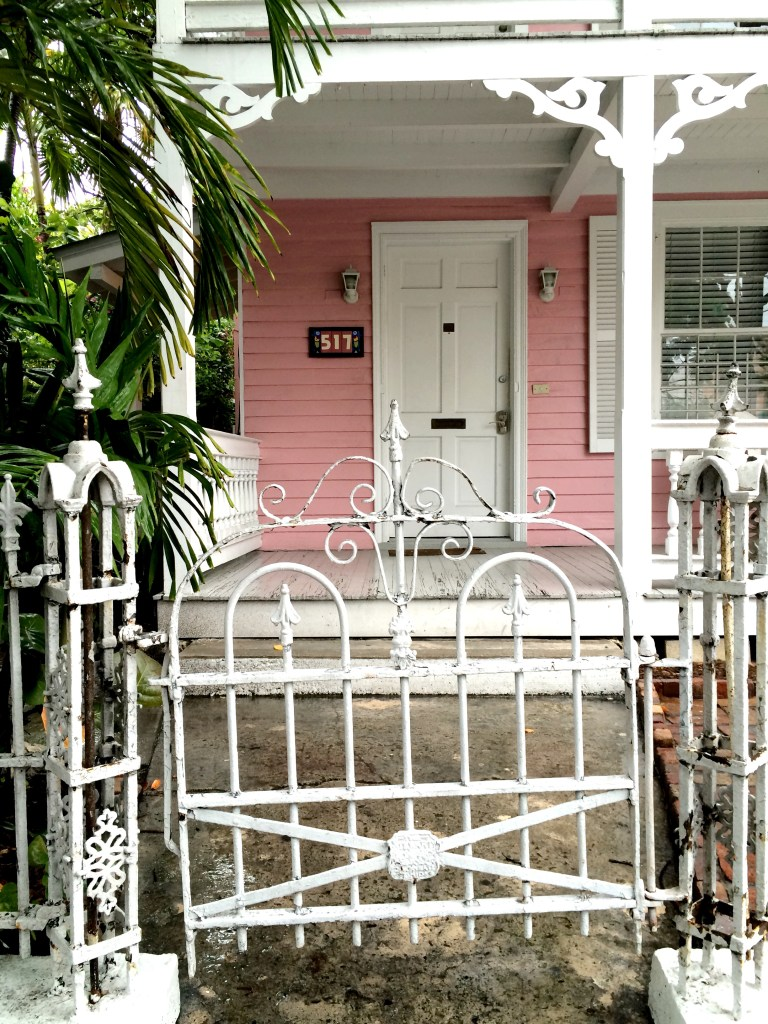 Fences On Friday Key West Style