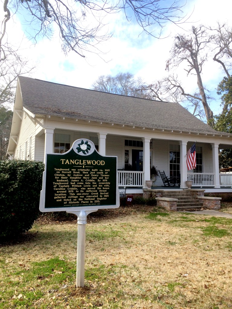 Clinton, Mississippi historic district