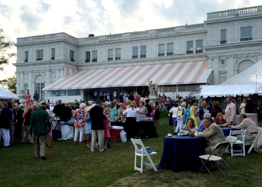 Newport Flower Show Gala