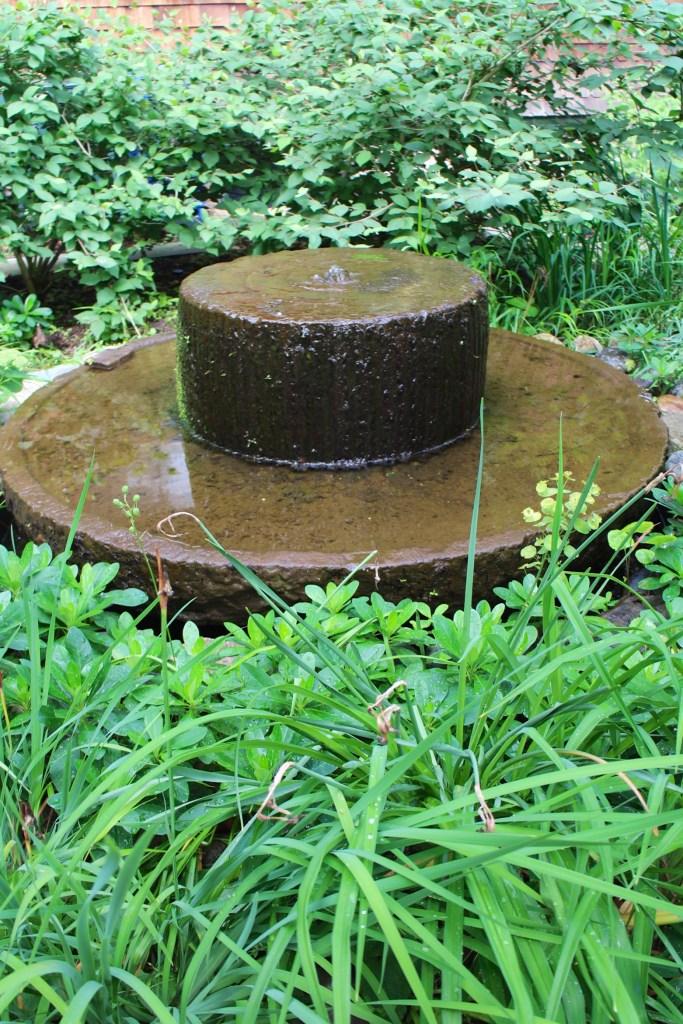 Hillside Garden Newport RI