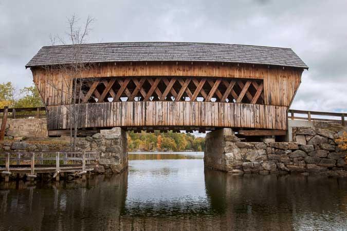 latticework bridge