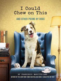 dog book jacket