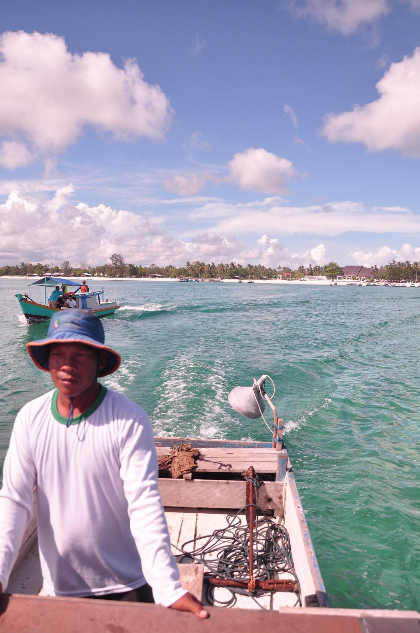 Island Hopping in Belitung! – marshadiany