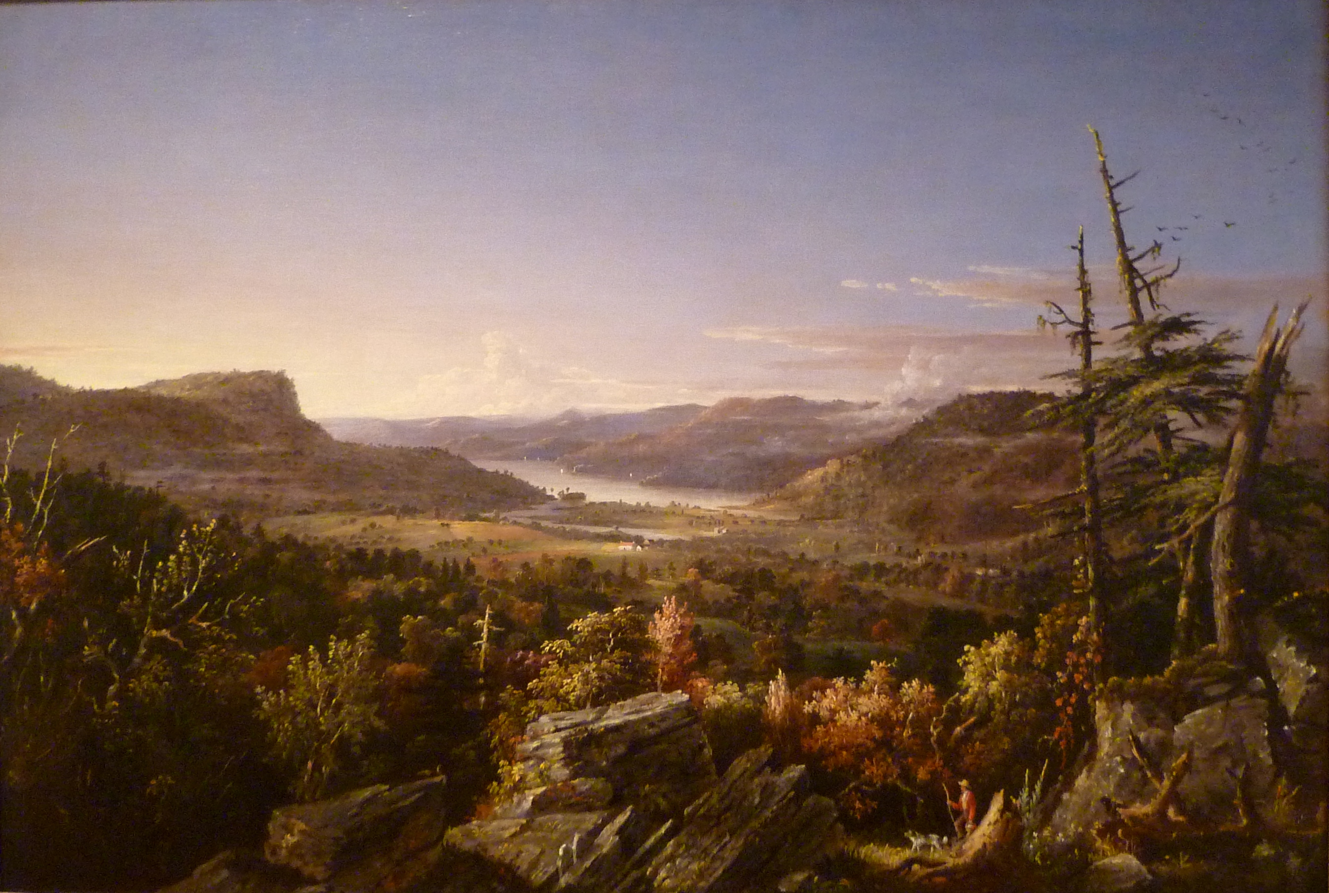 Frederic Edwin Church A Pigment Of Your Imagination