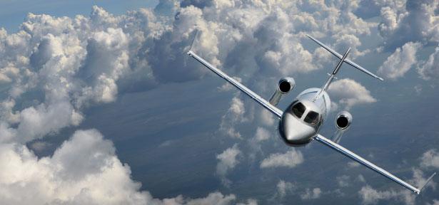 Marshall Aviation Services HondaJet