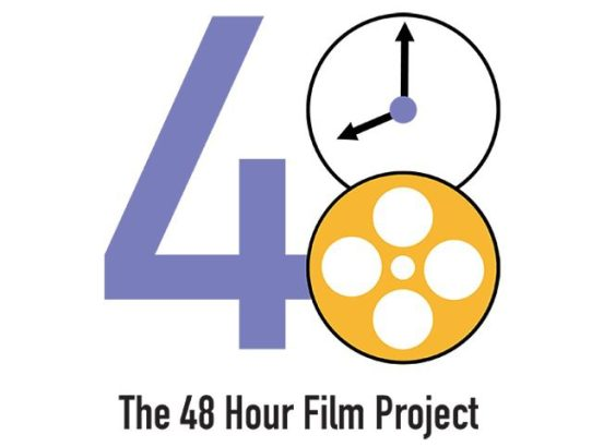 Louisville 48 Hour Film Project 2015 Logo