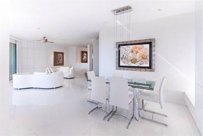 Dining Room, Wailea Condominium Renovation