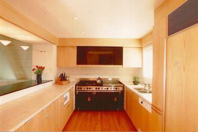 Kitchen, Mountain House Renovation