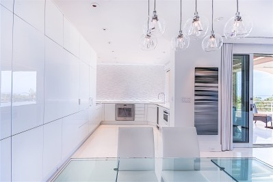 Kitchen, Wailea Condominium Renovation