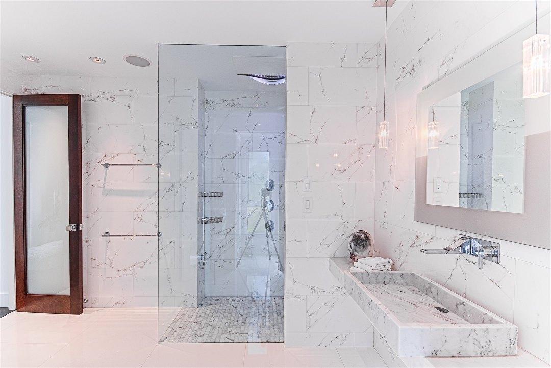 photo of Bathroom, Wailea, Maui Condominium Renovation